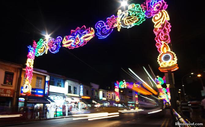 Little India Street Light Up 2018