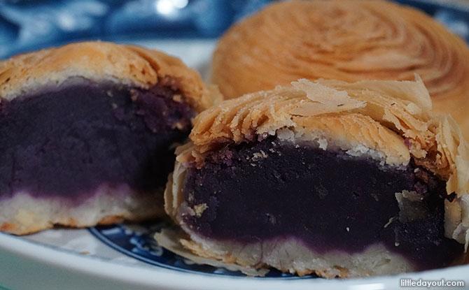 Teochew Mooncakes