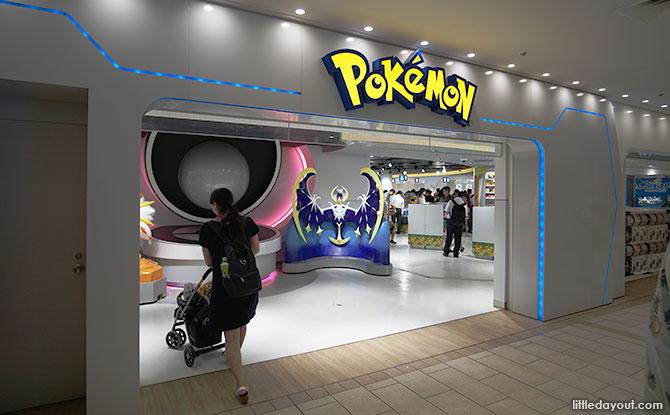 Pokemon Store, Tokyo