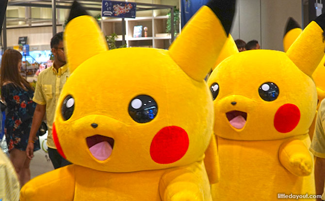 Catch the Pikachu Parade Jewel at Level 1 in July 2019