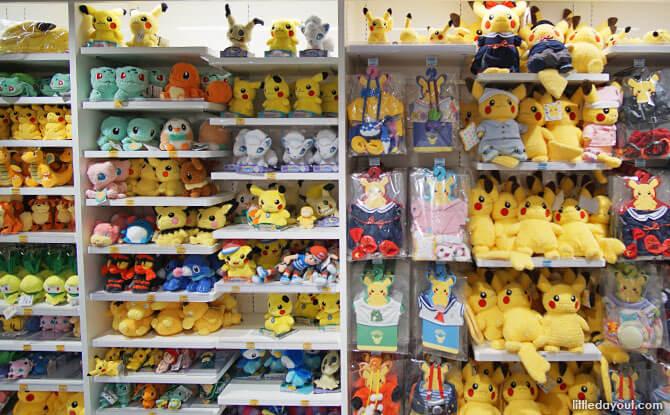 Pokemon Center Singapore To Open At Jewel Changi Airport