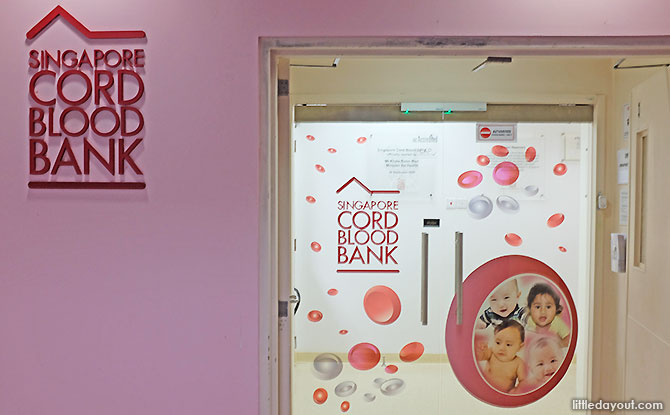 SCBB is Singapore's first and only public cord blood bank.