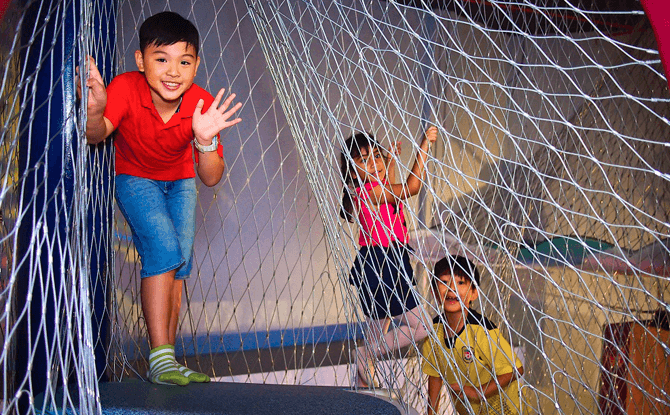 Big Dream Climber Race - Children's Day 2016