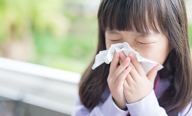 Colds And Flu Are Usually Caused By Viruses