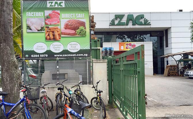 Zac Meat