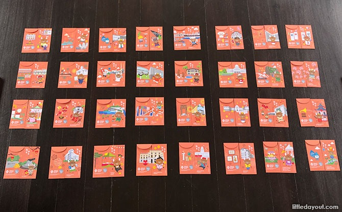 QR Code Scavenger Hunt to Collect All Museum Red Packets