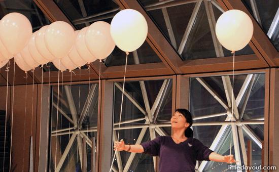 Awe Balloon