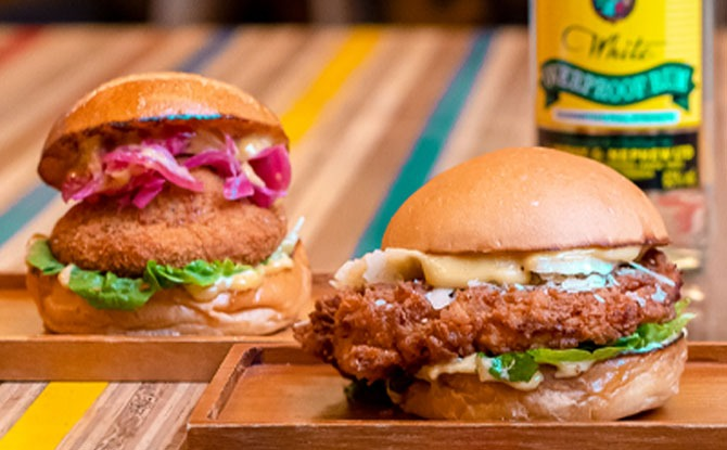 Where to buy the Boozy Bubble Tea and Buns Set
