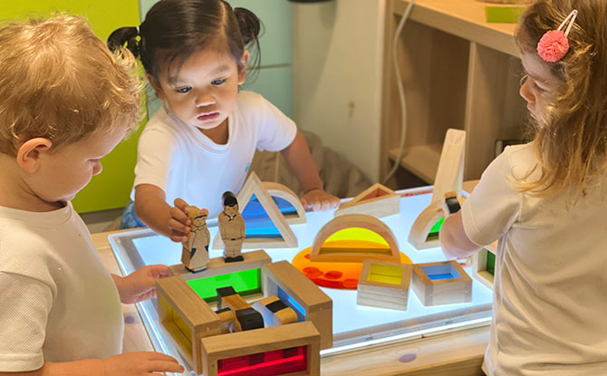 Building Blocks - Activities for Pre-schoolers