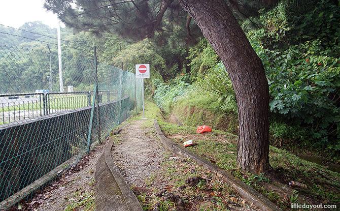 Old Bukit Gombak Trail