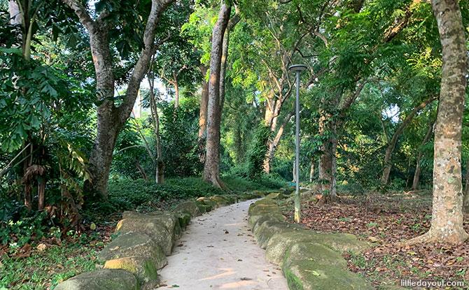 Top of Bukit Panjang Neighbourhood 2 Park