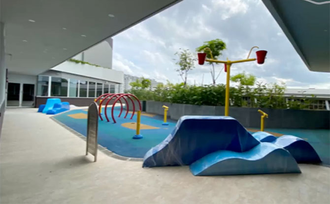 Water Play Park