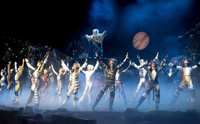 Cats the Musical is streaming this weekend. Here is how to watch it.