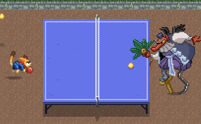 Google Doodle Champion Island Games: Go For 16-Bit Olympic Glory