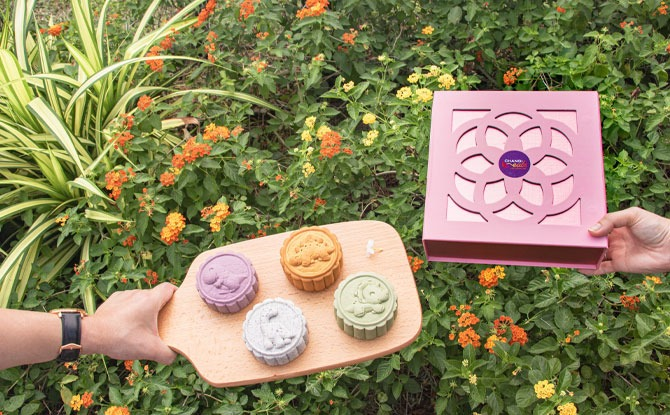 Order an exclusive range of mooncakes with Changi Eats