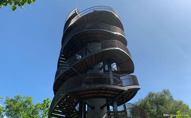 Chestnut Observation Tower