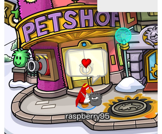 Pet Shop - Club Penguin
