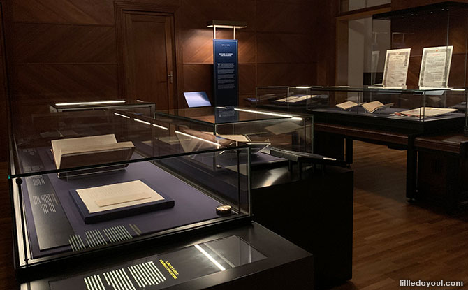 Law Of The Land: Highlights of Singapore's Constitutional Documents at National Gallery Singapore