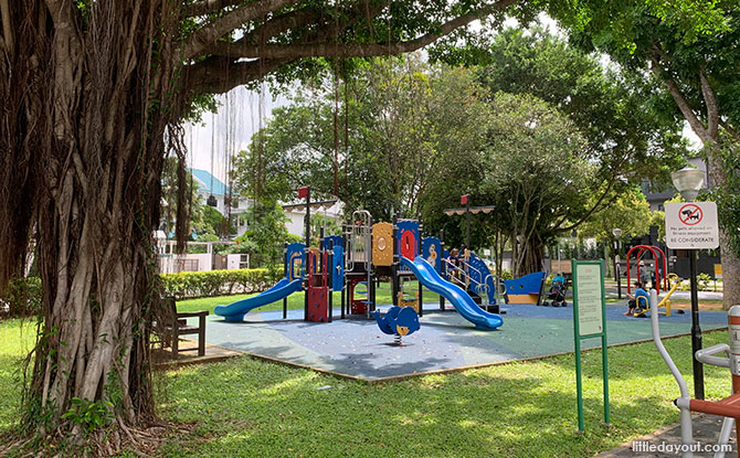 Coronation Park Playground