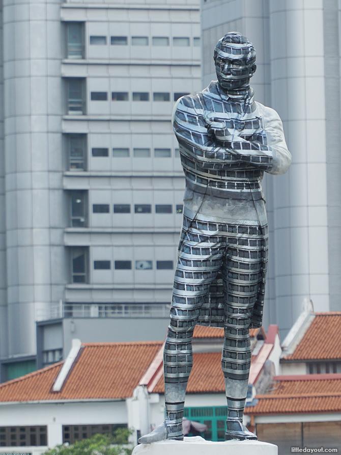 Singapore Bicentennial: Beyond Raffles