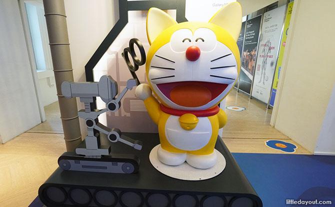 The Story Of Doraemon