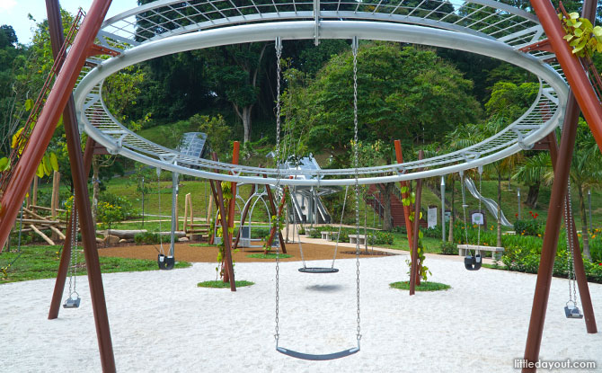 Jubilee Park at Fort Canning Park