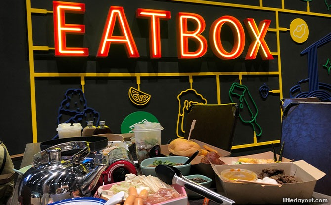 Must-Try Dishes And Drinks At Eatbox 2021