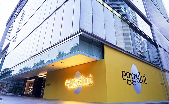 Eggslut, Eatery From LA, Hatches First Outlet In SG