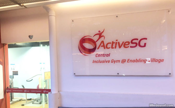 ActiveSG Gym