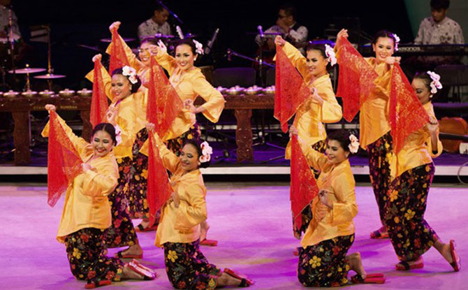 Esplanade – Theatres on the Bay: Malay Dance and Music