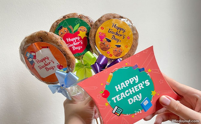 Where to get Famous Amos Teacher's Day Collection