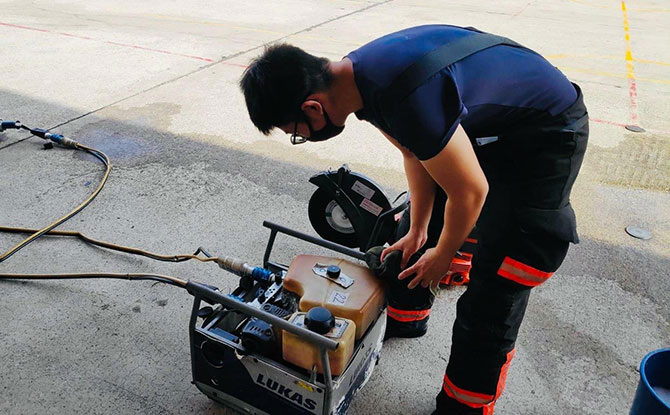 SCDF Fire Station Open Houses Have Restarted