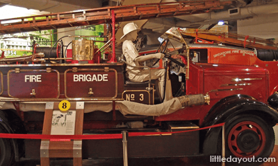 Civil Defence Heritage Gallery