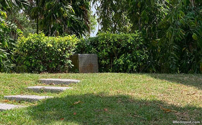 Gravestone Of Jane Buyers At Rower's Bay