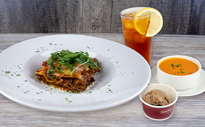 Main Dishes On The $16 3-Course Set Lunch Menu