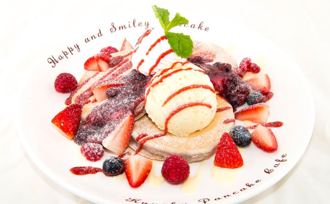 Kyushu Pancakes