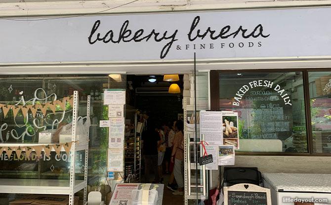 Bakery Brera & Fine Foods
