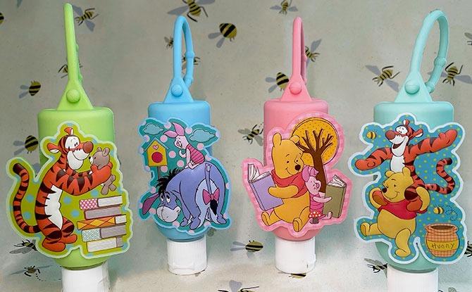 Where to buy Lifebuoy's Disney Princess & Winnie The Pooh Hand Sanitisers