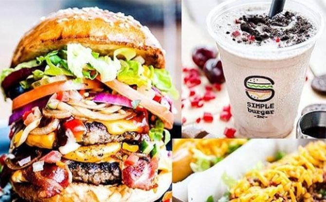 SIMPLEburger's $5 promotion