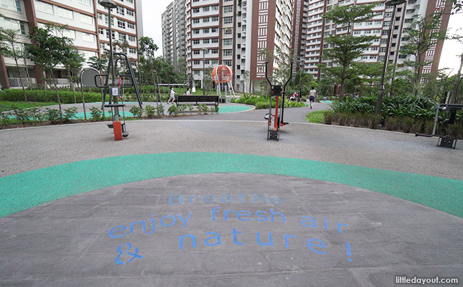 Anchorvale Plain Playground Quotes
