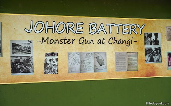 History of Johore Battery