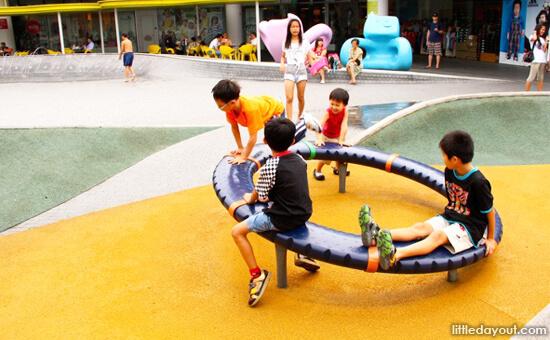 Kids Vivocity