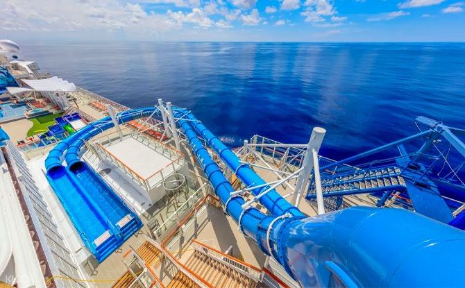 Dream Cruises Stay + Sail
