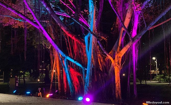 Jurong Lake Gardens Mid-Autumn Festival 2021