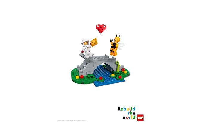 Stand a chance to win LEGO sets worth over $200