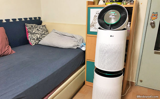 Review: LG PuriCare 360° with Safe Plus Filter Air Purifier