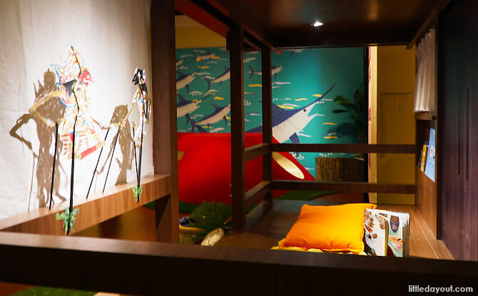 Adventures In Nusantara: Kids Can Relive Stories From The Region At Malay Heritage Centre's New Children's Space