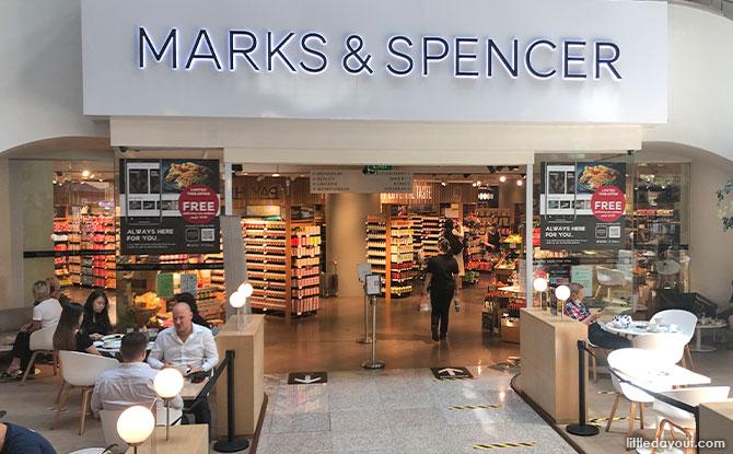 Marks & Spencer Wheelock Food Hall