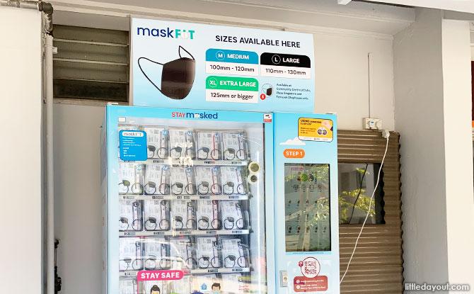 Temasek Foundation Masks