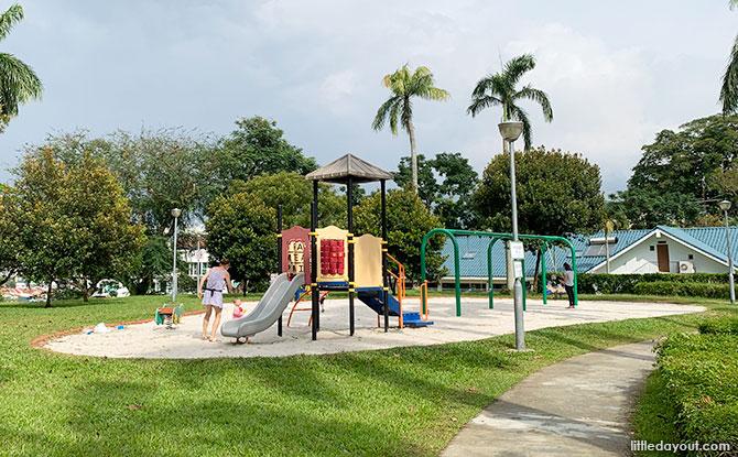 Mount Emily Park Playground